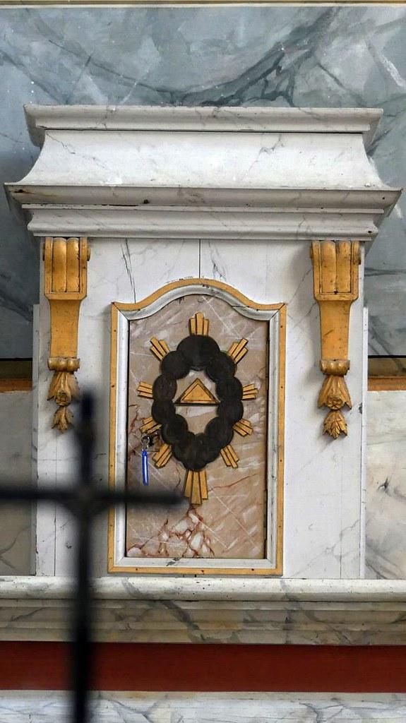Le Tabernacle de La Benâte  . . .