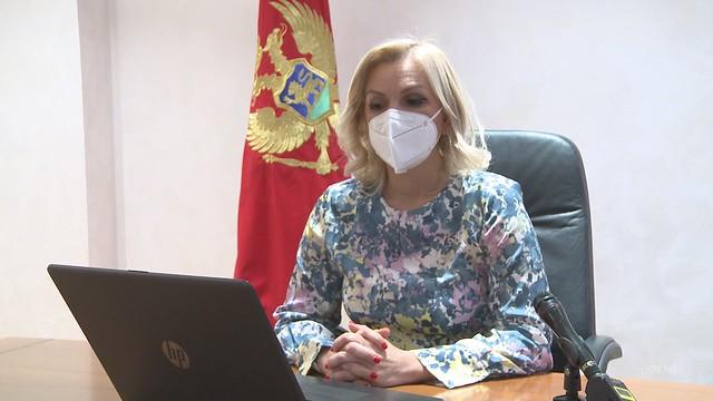 Jelena Borovinić Bojović - izjava