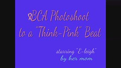 Oh, the Thinking Pink Beat for Breast Cancer Awareness