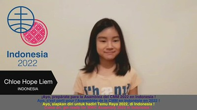 Video - Why Come to Indonesia 2022 MWC Assembly 17