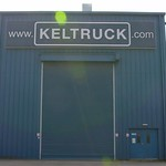 Hayward Transport Scania 500S repainted by Keltruck in heritage livery