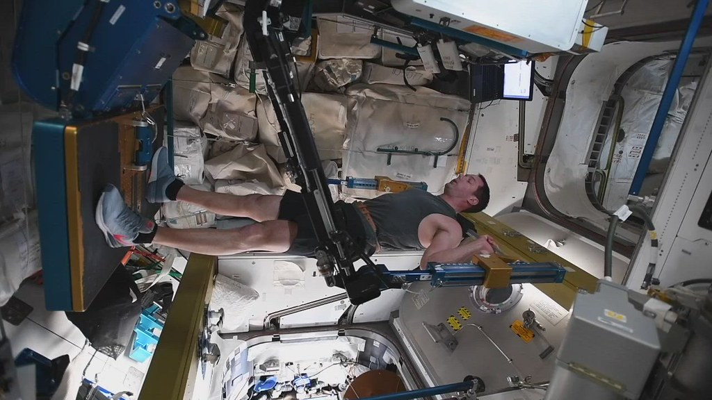 Space Workout