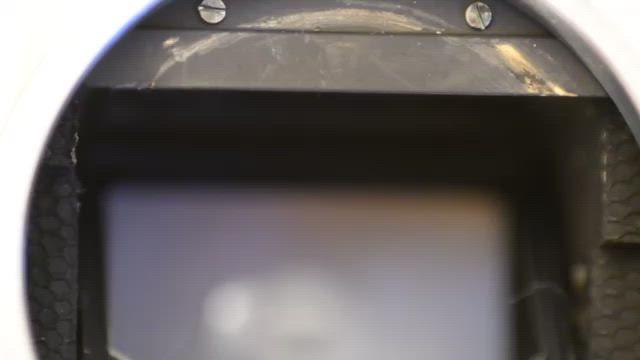 Canon FX Mirror Lag Before