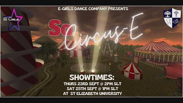 Circus-E: Teaser