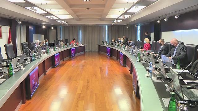 40. sjednica Vlade Crne Gore (23.09.2021.)