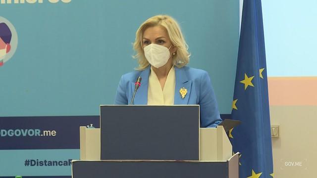 Jelene Borovinić Bojović - izjava