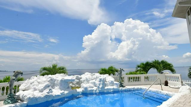 Cold White Hot Cloud Attack (Tampa Bay Florida) - IMRAN™