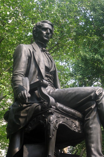 NYC: Madison Square Park - William H. Seward Statue | by wallyg