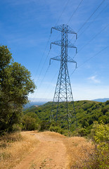 electric tower   by and[w]