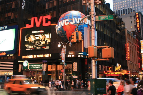 Times Square, Part 5 | by revengingangel (Will be uploading photos)