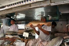At the fish market in Brazil - uo , sakana , fisshu