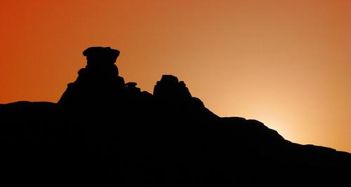 park sunset sky orange usa sun silhouette night canon landscape utah nationalpark ut rocks nacht arches moab archesnationalpark landschaft canonpowershot g9 mywinners f2549 anawesomeshot betterthangood canonpowershotg9 anadelmann