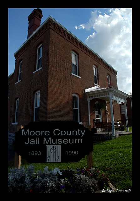 Moore County Jail Museum, Lynchburg Tennessee | This structu… | Flickr