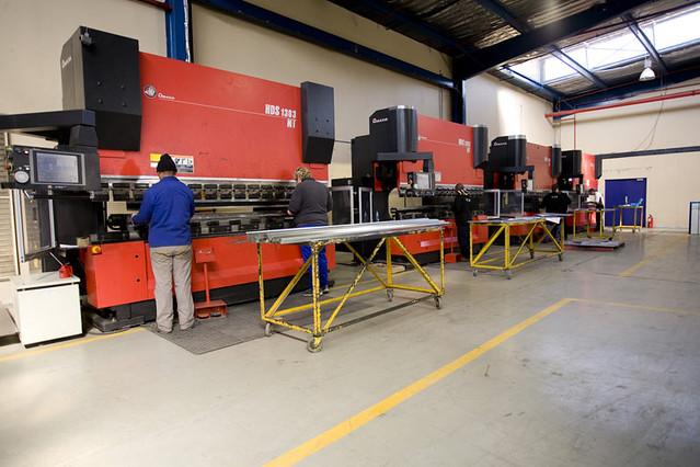 Vera Cruz Amada CNC bending machine 01 | Vera Cruz have five