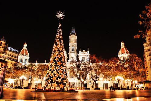 Navidades en Valencia