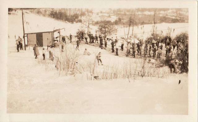 Tow Trail Brookline New Hampshire 1940s 2