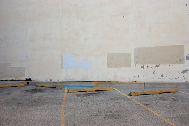 Parking at Twombly's