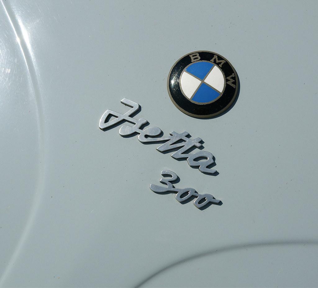 Midlothian Bmw Isetta 300 Flat6s Flickr