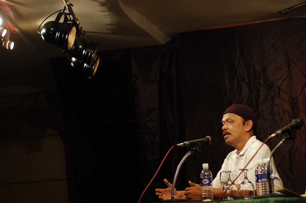 Teater Monodrama 'Jual Ubat' - Khalid Salleh #31