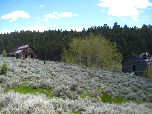travel vacation abandoned ruins montana roadtrip ghosttown annual comet