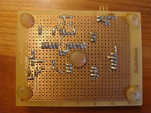 Bottom board, solder side | by daveclausen