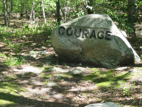 COURAGE | by d4vidbruce