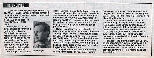 Page 5: The Engineer   THE ENGINEER Herald Staff Eugenio M