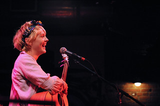 Laura Marling @ The Tractor | by Ron Henry Photography