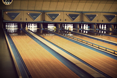 bowling | by ginnerobot
