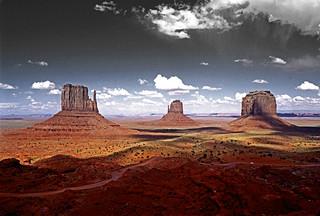 Monument Valley | by CromagnondePeyrignac