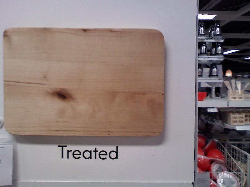 Treated!
