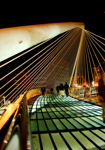 Bilbao - Calatrava bridge | by europeo