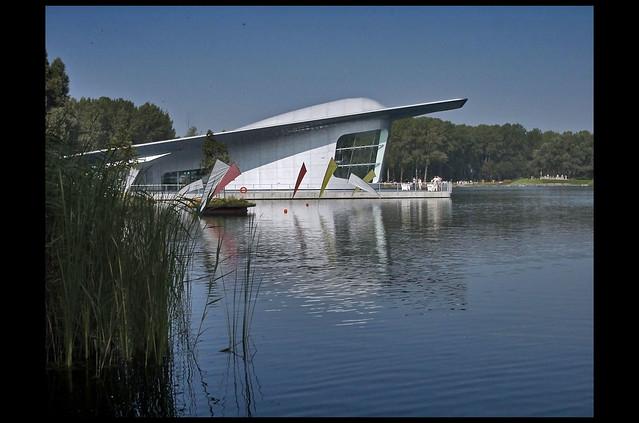 haarlemmermeer floriade paviljoen haarlemmermeer 12 2002 asymptote