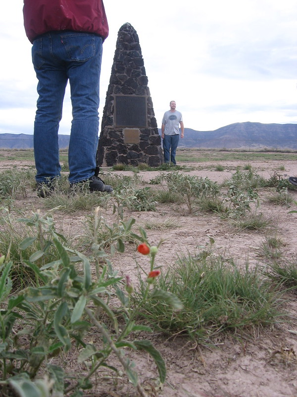 Sore Eye Poppies at Ground Zero: Trinity Site