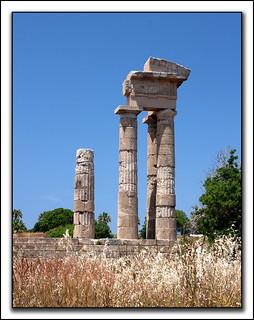 Apollo Temple_Rodos | by Topsin Turvey