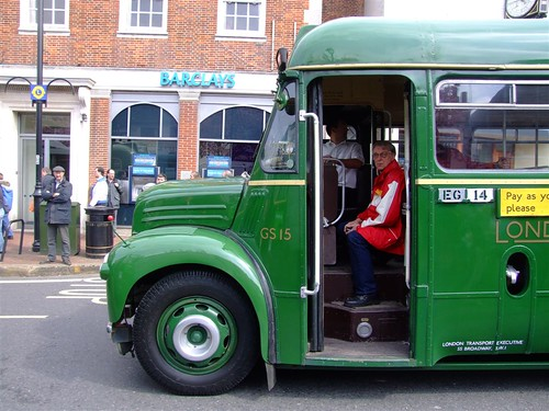 Bus driver | by Elsie esq.