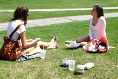 Lunch on the Green