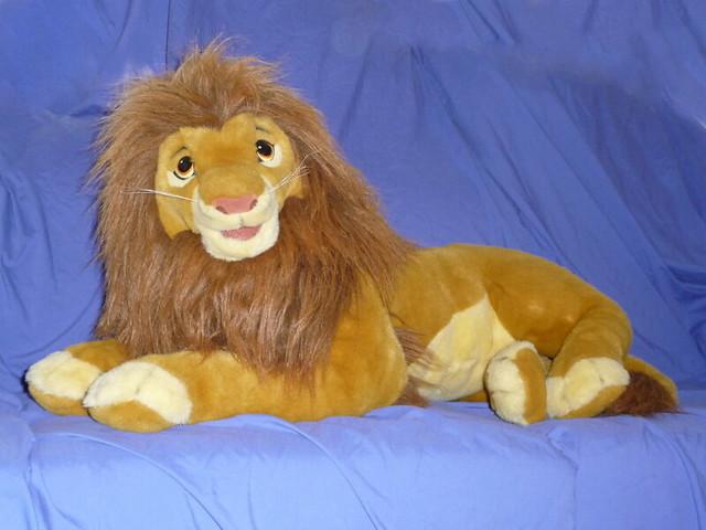 King Adult Simba Plush Douglas ToysFlickr By Cuddle Lion wkOPiTZuX