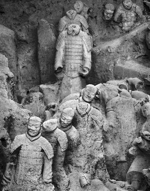 Terra-cotta Soldiers