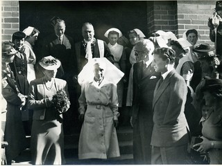 Duke and Duchess of Gloucester, March 19, 1946