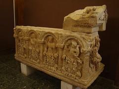 Sacofagos Museo de Afrodisias Turquia 80