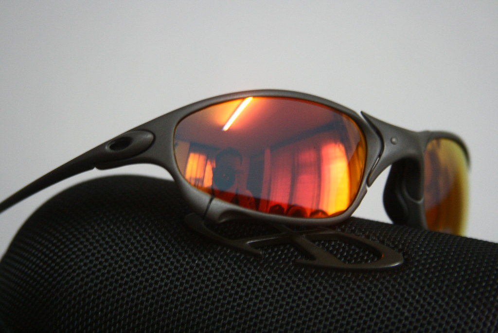 143c81aba Oakley Juliet X-Metal Ruby Iridium | Oakley Juliet Ruby Irid… | Flickr