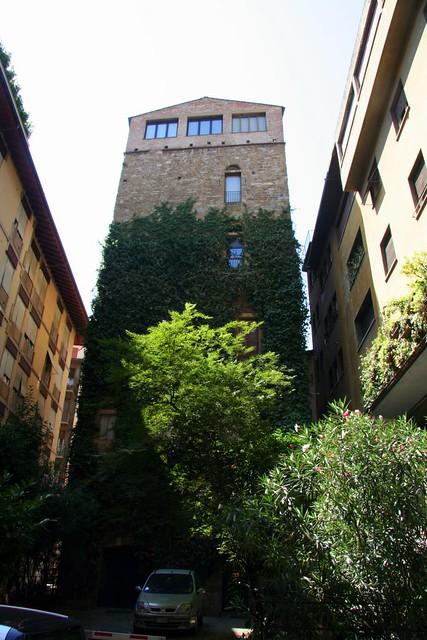 Torre dei Belfredelli a Firene (Toscana)