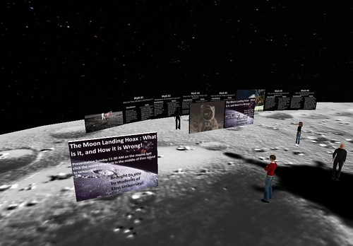 The Anagram Times: Top Moon Conspiracy Theories and Why They
