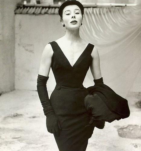 1950 fashion photo