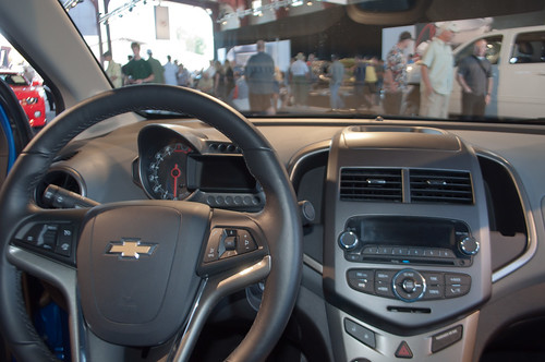 2012 Chevrolet Sonic interior Photo