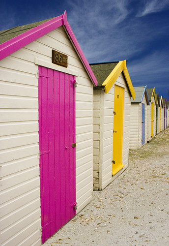 Beach Hut Series 22 | by sminky_pinky100 (In and Out)