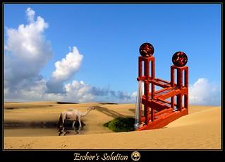 Eshers Solution | by Robbert van der Steeg