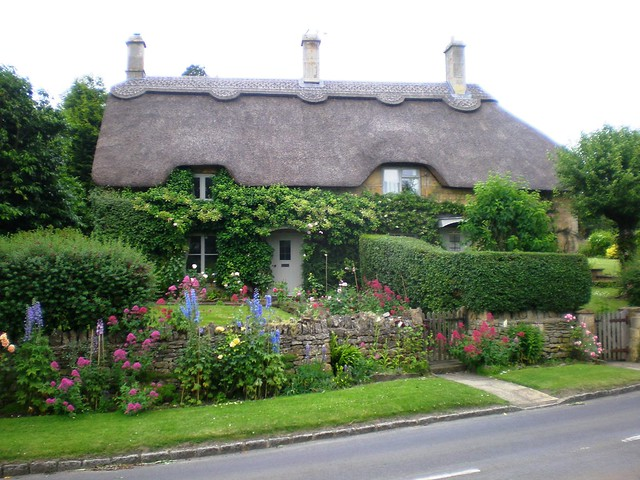 English Country Cottage