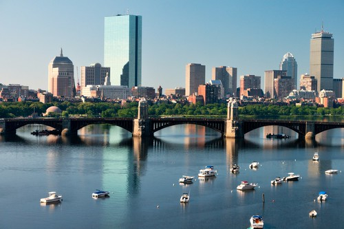 Boston Skyline | by Matthias Rosenkranz